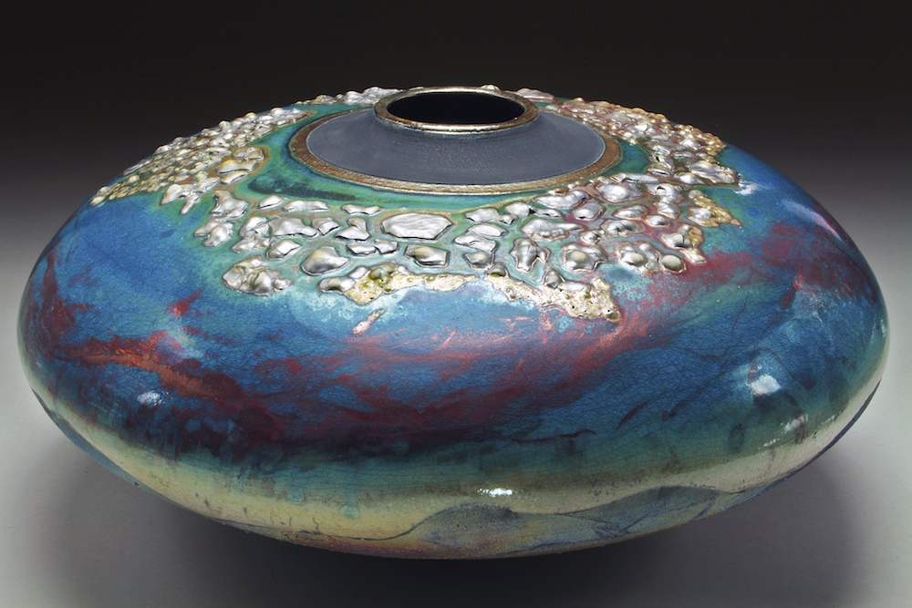 Steven Forbes Desoule Ariel Craft Gallery Asheville Wnc